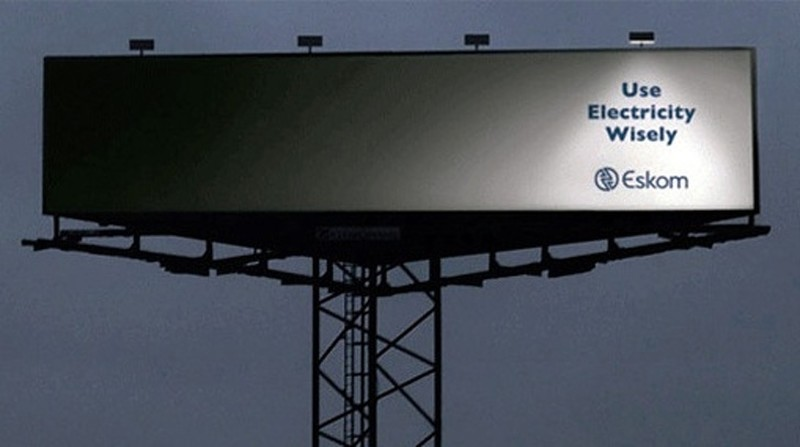 """Use electricity wisely."""